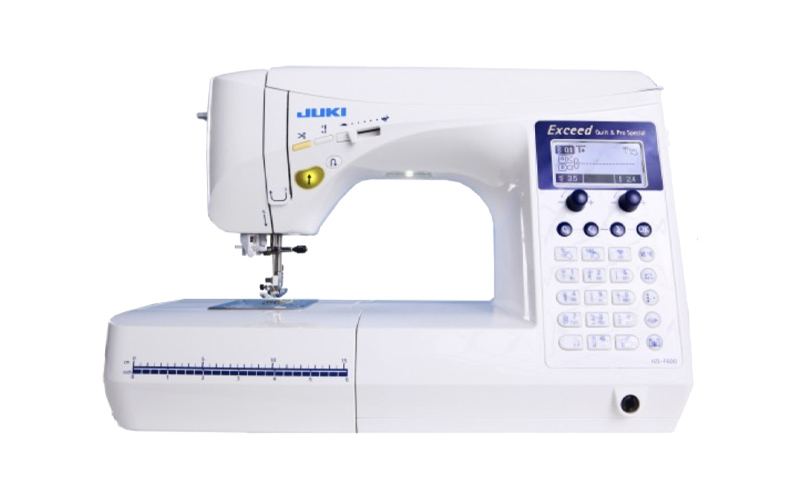 Juki HZL F600 computerized sewing machine