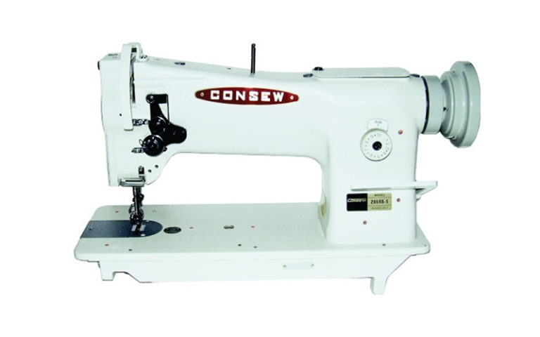 Consew 206RB-5 Walking Foot Upholstery Machine Review