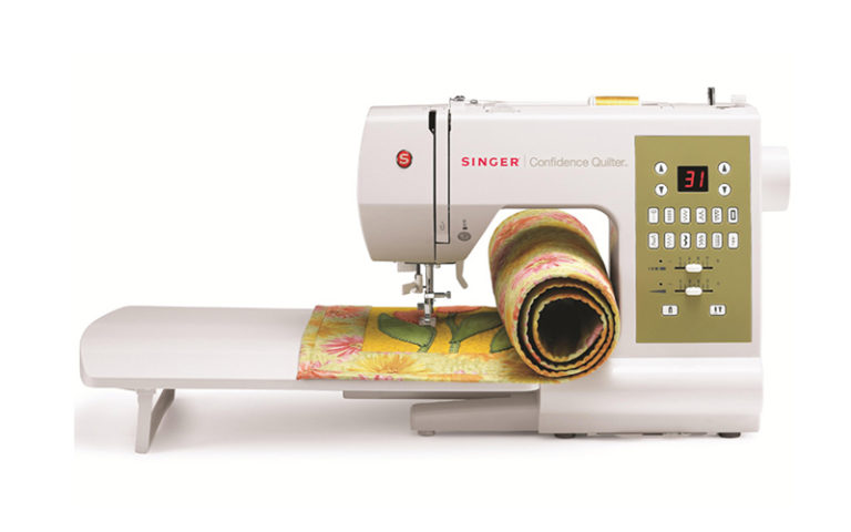 Singer Confidence Quilter 7469Q Review