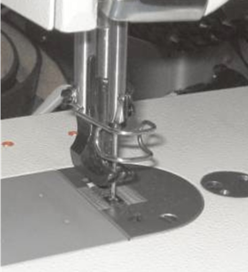 Consew 206RB-5 sewing machine walking foot