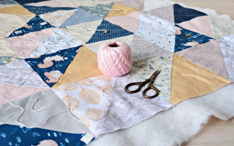 10 Free and Easy Quilt Patterns