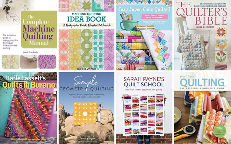 The Ultimate List of Must-Have Quilting Books