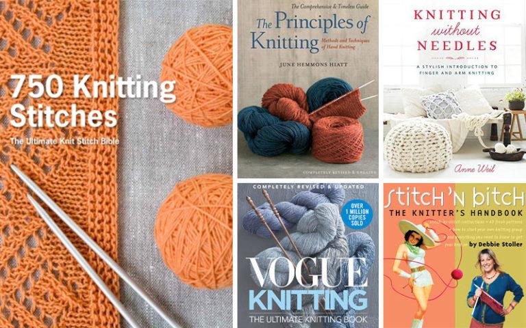 Best Knitting Books for All Levels