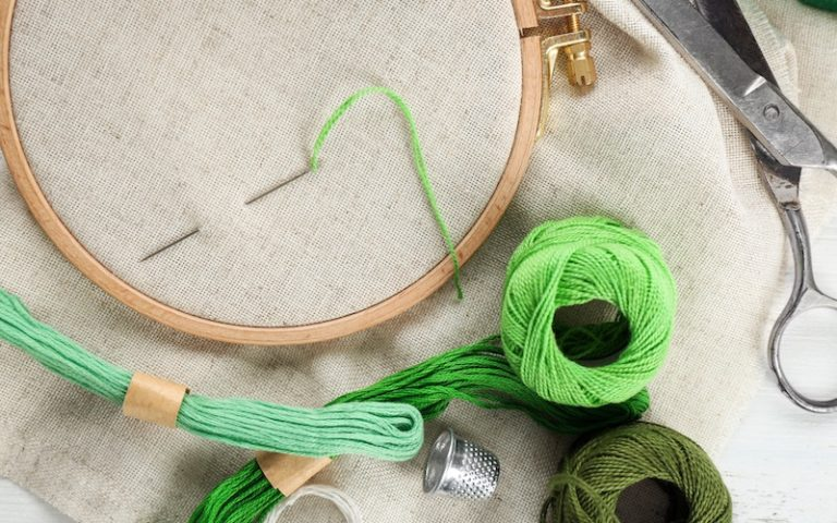 Embroidery for Beginners: Everything you Should Know
