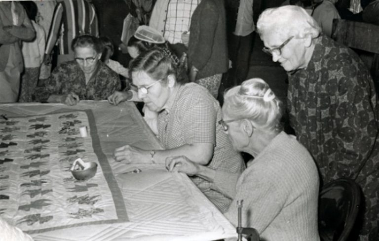 A Brief History of Quilting