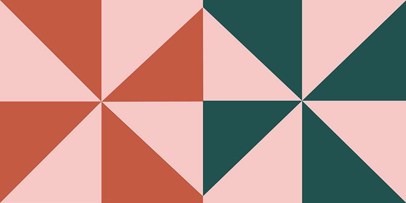 pinwheel quilt pattern diagram