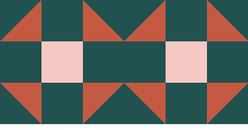 shoo fly block quilt pattern