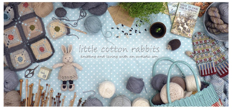 Little Cotton Rabbits knitting blog home page