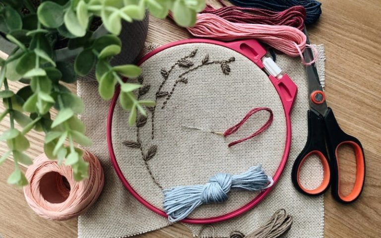 11 Embroidery Tips for Beginners