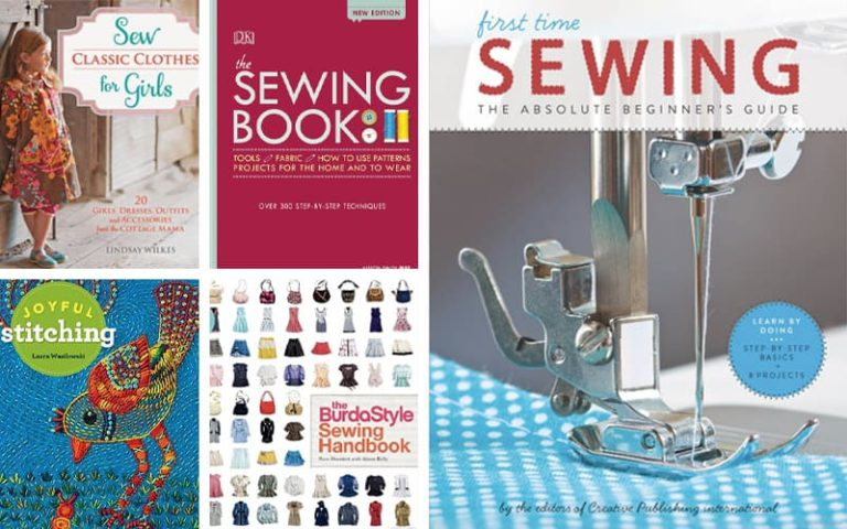 9 Must-Have Sewing Books Reviewed