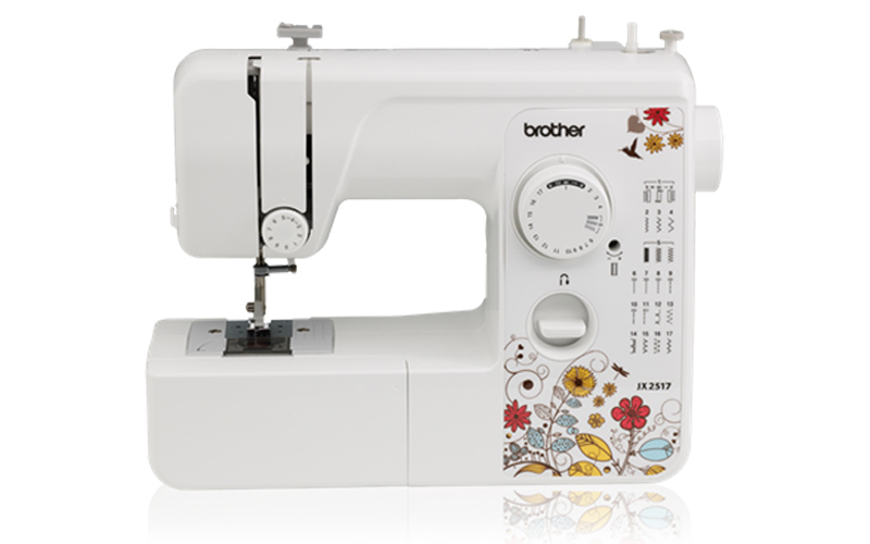 brother jx2517 review