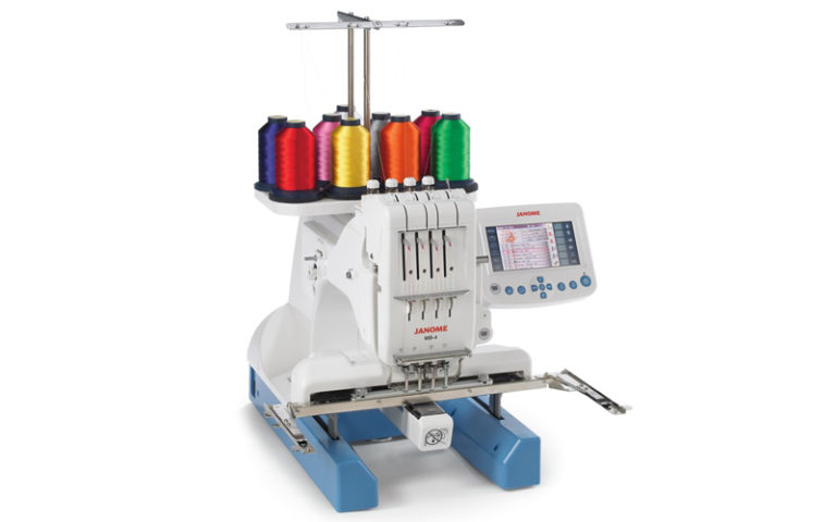 Janome MB4 Review: A User-Friendly and Versatile Embroidery Machine