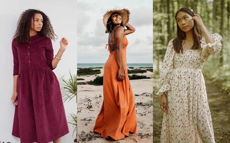 Types of Dresses: A Sewist's Guide