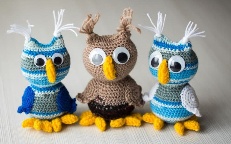 Free Amigurumi Patterns to Get you Started