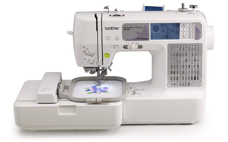 Brother SE400 Review: A Versatile Sewing and Embroidery Machine