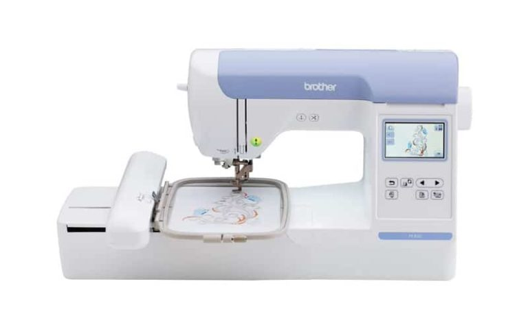 Brother PE800 Review: A Great Embroidery Machine for Hobbyists & Pros