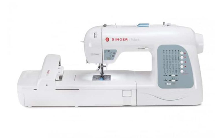 Singer Futura XL 400 Review: A Versatile Mechanical Sewing and Embroidery Machine