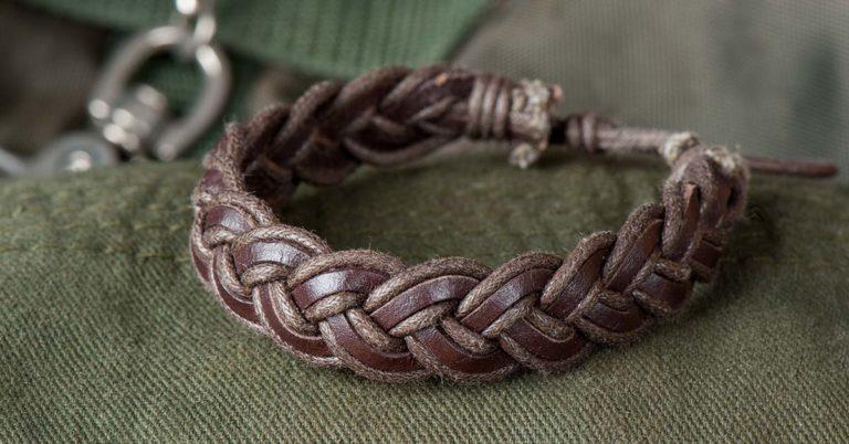 Easy DIY Tressed Chain Bracelet Tutorials